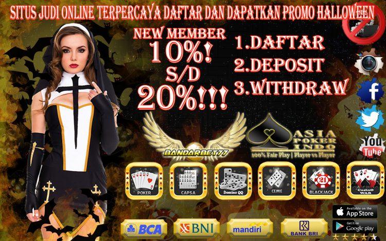 Daftar Domino Qiu Qiu Murah Pendaftaran Uang Asli Indonesia 2017