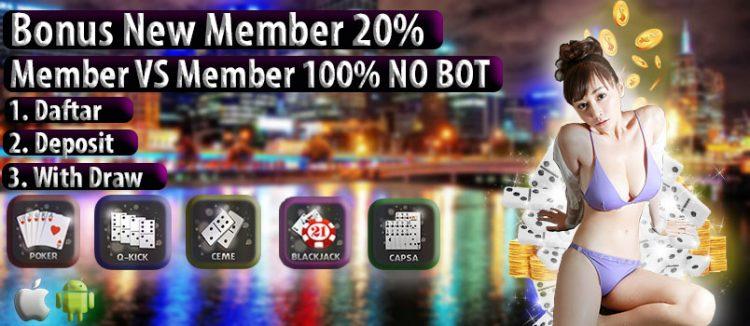 Salah Satu Situs Judi Domino QQ Online Terpercaya Di Asia